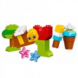 фото Конструктор игровой LEGO «Времена года»