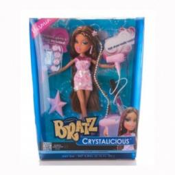 фото Набор игровой для девочек Bratz Блеск кристаллов, Жасмин