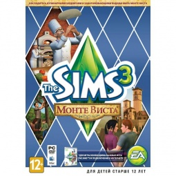 Купить Код загрузки игры для PC Sims 3 Монте Виста (rus)