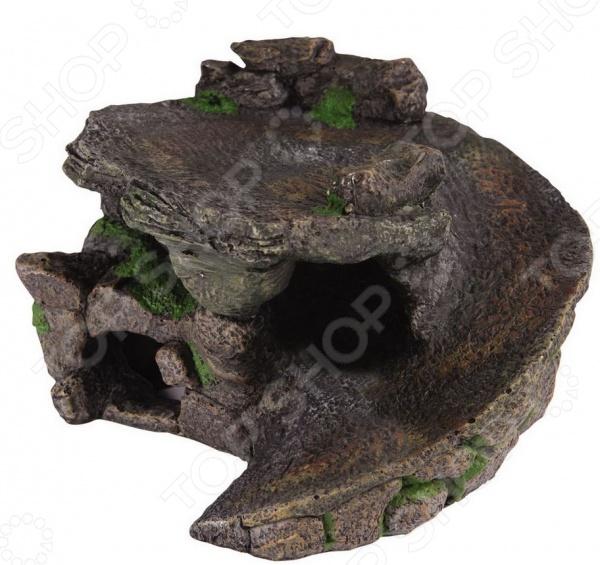 Декор для черепах DEZZIE «Убежище»