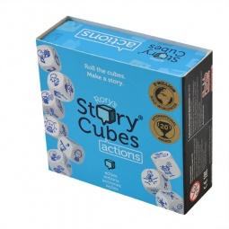 Купить Игра настольная Rory's Story Cubes Кубики Историй «Действия»