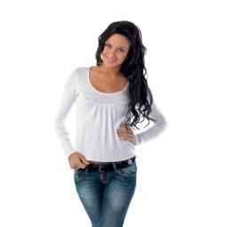 фото Джемпер Mondigo 9456. Цвет: белый. Размер одежды: 46