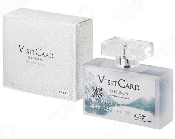 Туалетная вода для мужчин Parli Visit Card Electron