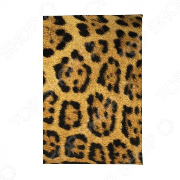Обложка для паспорта Mitya Veselkov «Леопардовый принт»  обложка для паспорта mitya veselkov арбузный принт ok171
