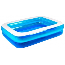 фото Бассейн надувной Jilong Giant Rectangular Pool 3-ring JL010184NPF