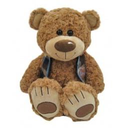 фото Мягкая игрушка Fluffy Family «Мишка Тоша в жилетке»