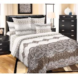 фото Комплект постельного белья Королевское Искушение «Белла». 2-спальный. Размер простыни: 220х195 см