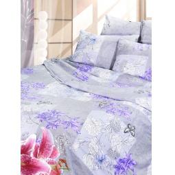 фото Комплект постельного белья Сова и Жаворонок «Госпожа» 19065/1. 1,5-спальный