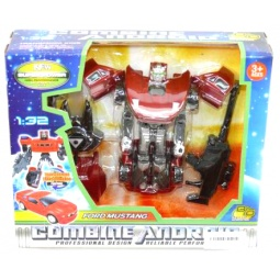 фото Робот-трансформер Shantou Gepai «Машина» DT2012B
