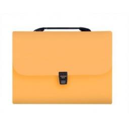 фото Папка-портфель Silwerhof Transnebel 322814. Цвет: оранжевый