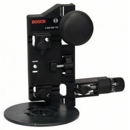 Купить Циркуль фрезерный и комплект переходников направляющей шины Bosch 2609200143
