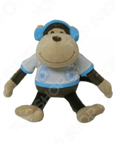 Мягкая игрушка Gulliver «Обезьянка Фрай» игрушка мягкая gulliver кукла хозяюшка 30см