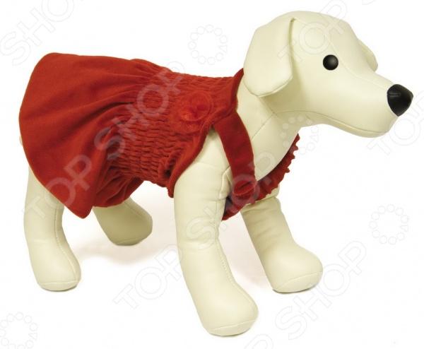 Платье для собак DEZZIE «Полли» платье для собак dezzie рейси
