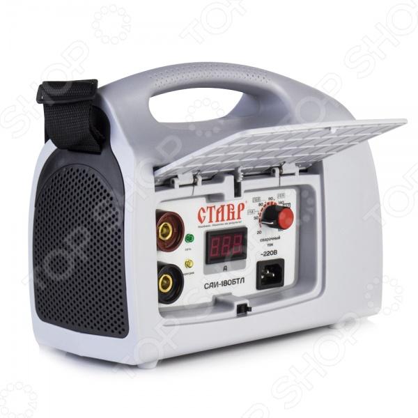 Сварочный аппарат СТАВР САИ-180 БТЛ сварочный аппарат инверторный ставр саи 200 бтэ