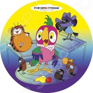 Мяч детский Star «Приключения попугая»