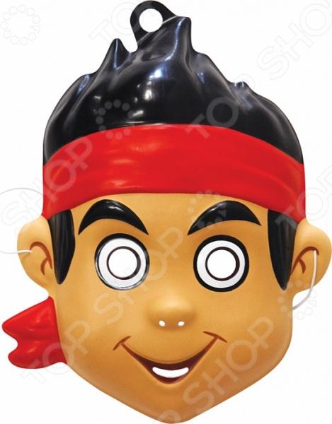 Маска детская Росмэн «Джейк»Колпаки. Маски<br>Маска детская Росмэн Джейк это детализированный элемент карнавального костюма, представляющий собой маску, которая вызовет настоящий восторг у всех юных поклонников преображения. Маска очень практичная, ваш ребенок всё увидит через глазницы существа. Если у него будет костюм в едином стиле с маской, то приз на любом конкурсе костюмов ему обеспечен. Эти маски могут понравится как девочкам, так и мальчикам, ведь все дети любят чувствовать себя кем-то другим.<br>