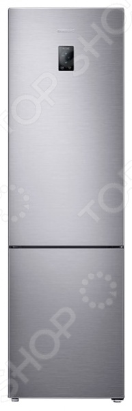 Холодильник Samsung RB37J5240SS холодильник samsung rs4000 с двухконтурной системой twin cooling 569 л
