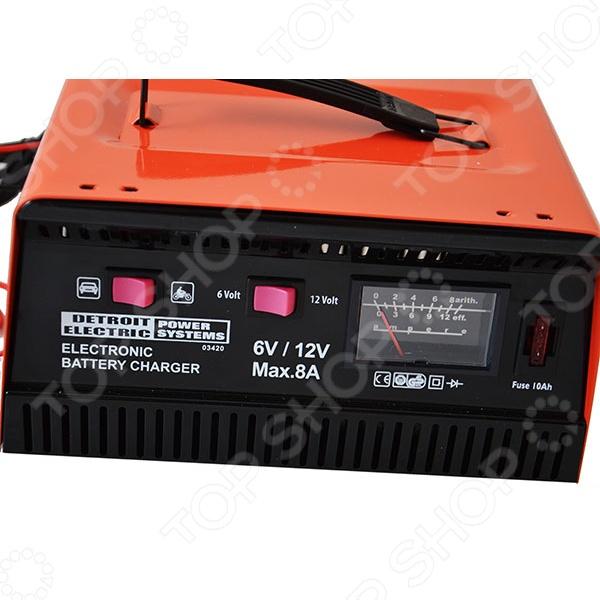 Устройство зарядное для АКБ Detroit Electric S-03420 - фото 4