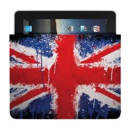 Купить Чехол для iPad Mitya Veselkov «Британский флаг в краске»