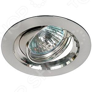 Светильник встраиваемый потолочный Эра KL29 А SN/N