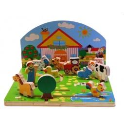 Купить Игра-бродилка ADEX «Ферма»