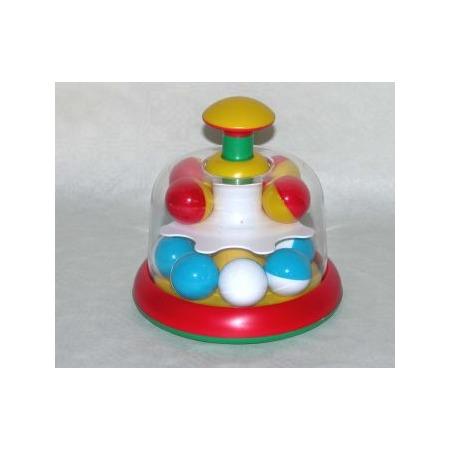 Купить Юла-карусель Стеллар с шариками 10015