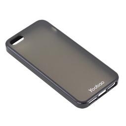 фото Чехол и пленка на экран для iPhone 5 Yoobao Protect Case. Цвет: черный
