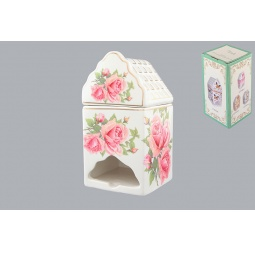 Купить Банка для чайных пакетиков Elan Gallery «Розовая фантазия»