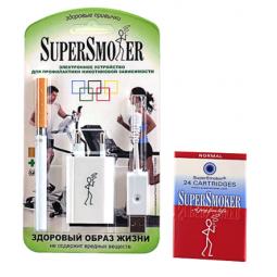 Купить Электронная сигарета SuperSmoker Комплект «SuperSmoker Zero/Elite», блистер M