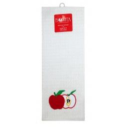 фото Полотенце вафельное BONITA «Яблоко»
