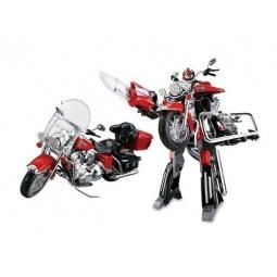 Купить Робот-трансформер 1 TOY Harley-Davidson FLHRC Racing Classic