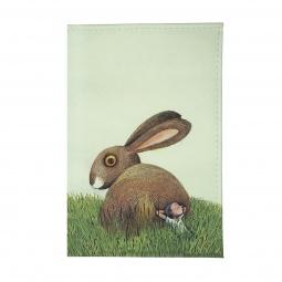 фото Обложка для паспорта Mitya Veselkov «Сон о большом кролике»