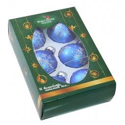 фото Набор новогодних шаров Новогодняя сказка 971971