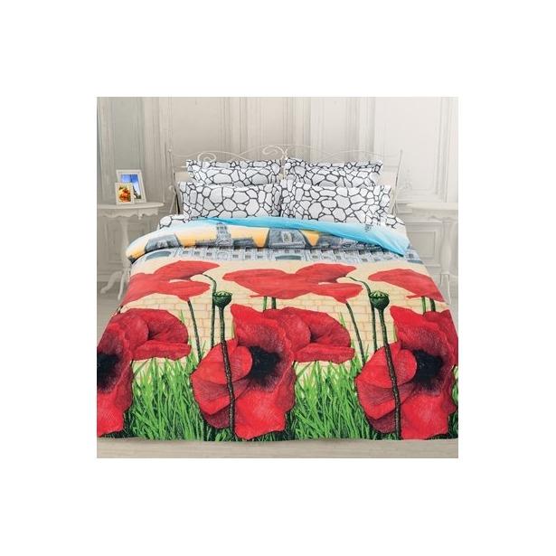 фото Комплект постельного белья Унисон Французская сказка. Евро. Размер наволочки: 50х70 см — 2 шт