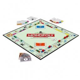 Купить Настольная игра Hasbro «Монополия»