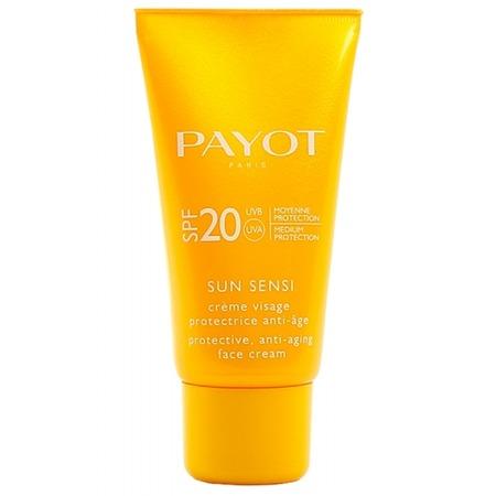 Купить Крем-флюид для лица защитный Payot Sun Sensi