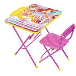 фото Набор мебели детский Ника «Азбука» 581189