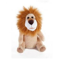 Купить Мягкая игрушка интерактивная детская BONDIBON «Лев, который поет, танцует, веселит»