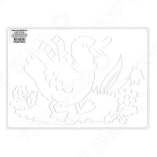 Доска для лепки Луч 59989