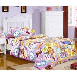 фото Детский комплект постельного белья Бамбино «Модники»