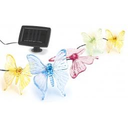 Купить Светильник-гирлянда садовый Эра SL-PL600-BTF20