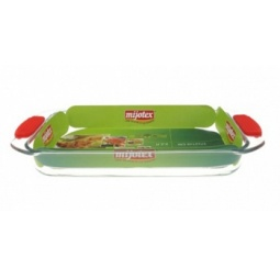 Купить Форма для запекания с силиконовыми ручками Mijotex PS