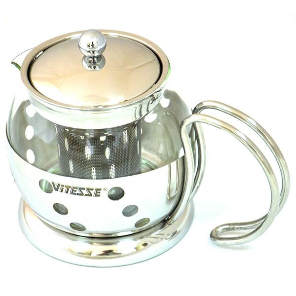 Чайник заварочный Vitesse VS-8319 заварочный чайник vitesse 0 75 л vs 8328