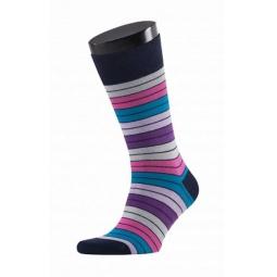 фото Носки мужские Teller Casual Friday Multicolor. Цвет: фиолетовый. Размер: 39-41