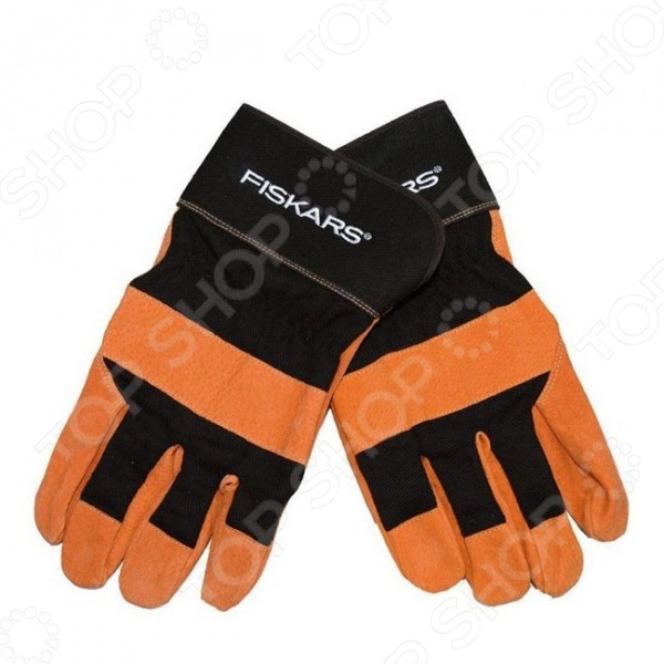 Перчатки Fiskars представляют собой отличное средство защиты ваших рук при проведении разнообразных работ. Перчатки изготовлены из дышащего материала, обеспечивающего комфорт, при выполнении разнообразных задач. Так же удобства добавляют и защита указательного пальца, фиксирующая запястье резинка и петелька, позволяющая вещать перчатки на вешалку для просушки. Ткань не впитывает пот, а простроченные особым образом швы не стесняют движений и обеспечивают необходимую гибкость работы. Обеспечьте себя высококачественной амуницией и любая задача будет выполнена намного быстрее и эффективнее