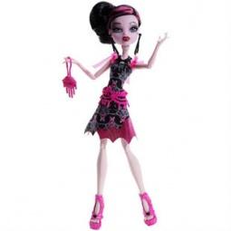 фото Кукла Mattel Дракулаура «Монстры! Камера! Мотор!»