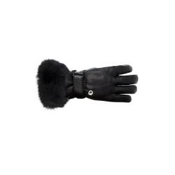 Купить Перчатки горнолыжные GLANCE Lady (2012-13). Цвет: черный