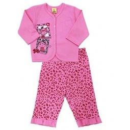 фото Костюм детский: кофточка и штанишки Свитанак 616972. Размер: 20. Возрастная группа: от 3 до 4 мес
