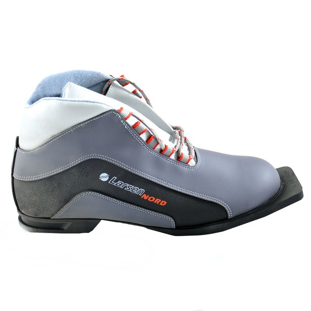 фото Ботинки лыжные Larsen Nord. Размер: 46