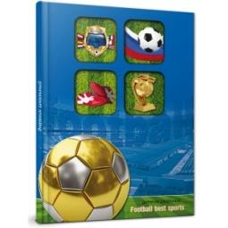 фото Дневник школьный Проф-Пресс «Символы футбола»